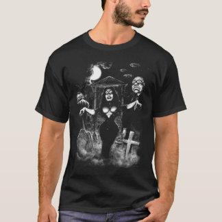 Camiseta Zombis do plano 9 de Vampira