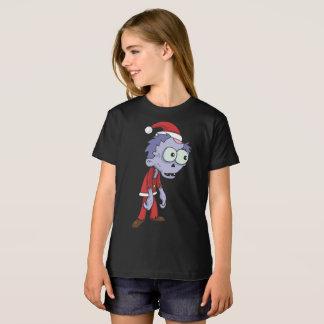 Camiseta Zombis orgânicos do t-shirt do roupa americano das