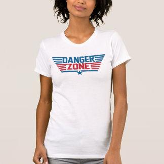 Camiseta Zona de perigo