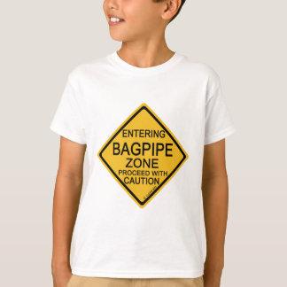 Camiseta Zona entrando do Bagpipe