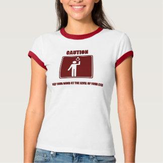 Camiseta Zona fantasma