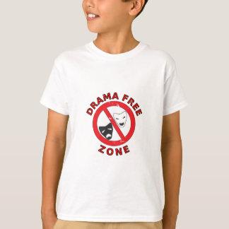 Camiseta Zona franca do drama