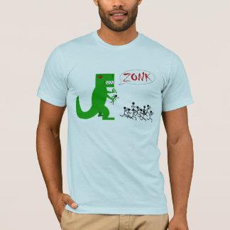 Camiseta Zonk de Godzilla