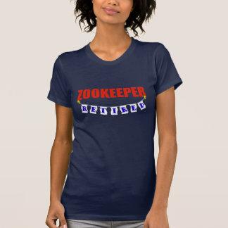 Camiseta Zookeeper aposentado
