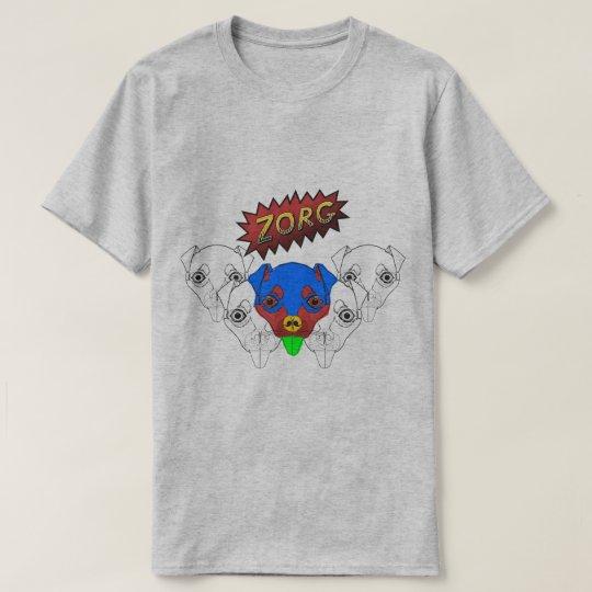 Camiseta Zorg Band