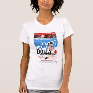 Camiseta Zorra para o presidente
