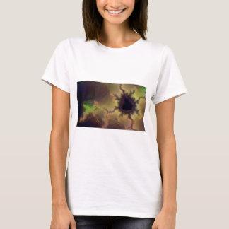Camiseta Zumbido de da Vinci Mandelbrot