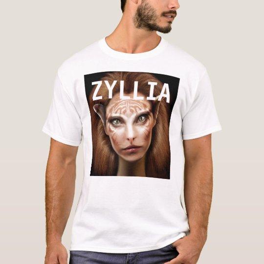 camiseta zyllia