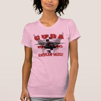 Camisetas 1966 do gráfico de Cuda