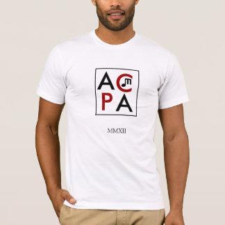Camisetas da edição limitada de APacMusic!