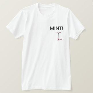 Camisetas da hortelã