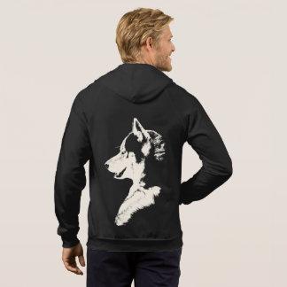 Camisetas de cão roncas da jaqueta do canguru da