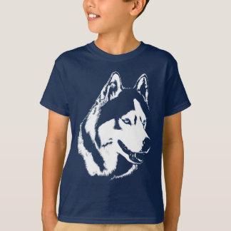 Camisetas de cão roncas das camisetas de cão do