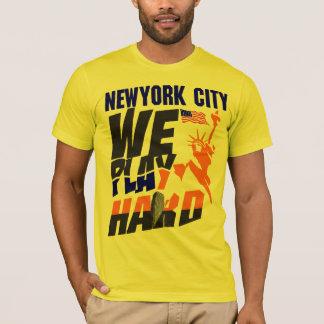 Camisetas de vencimento (t-shirt de NYC)