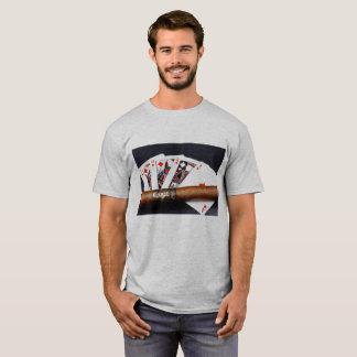 camisetas do charuto