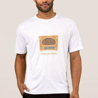Camisetas do coletor do rádio do tubo de Emerson
