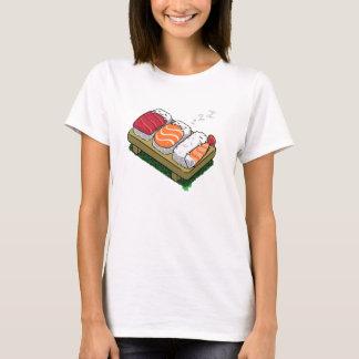 camisetas engraçadas bonitos das mulheres
