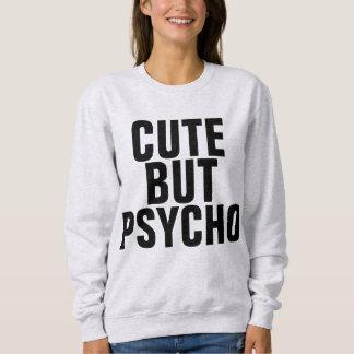 Camisetas engraçadas bonitos mas psicóticos &