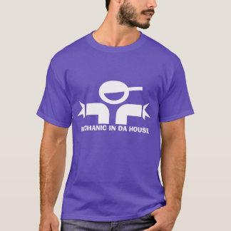 Camisetas engraçadas com citações para mecânicos