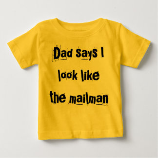 Camisetas engraçadas do bebê/miúdo