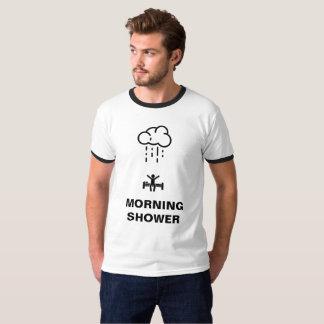 Camisetas engraçadas do chá da manhã