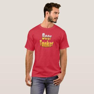 Camisetas engraçadas do petroleiro da cerveja