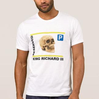 Camisetas engraçadas do rei Richard III