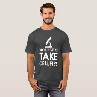 Camisetas engraçadas dos cellfies da tomada dos