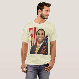 Camisetas engraçadas líquidas da neutralidade de