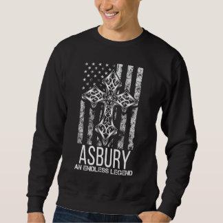 Camisetas engraçadas para ASBURY