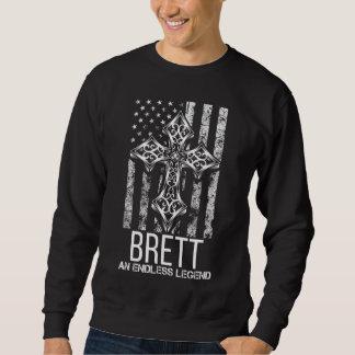 Camisetas engraçadas para BRETT