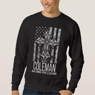 Camisetas engraçadas para COLEMAN