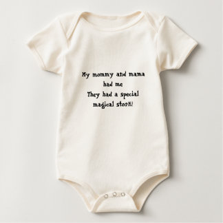 Camisetas engraçadas para miúdos de pais lésbicas