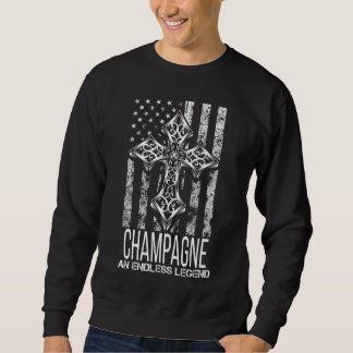 Camisetas engraçadas para o CHAMPANHE