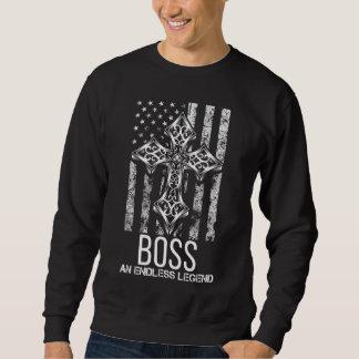 Camisetas engraçadas para o CHEFE