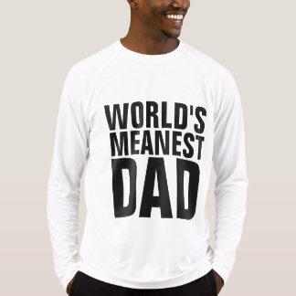 Camisetas engraçadas para o pai, MUNDO O MAIS