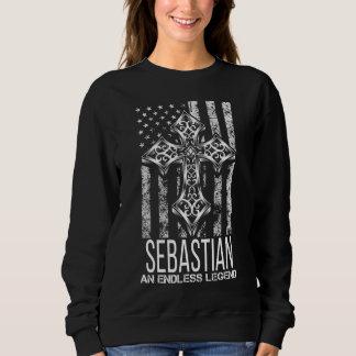 Camisetas engraçadas para SEBASTIAN