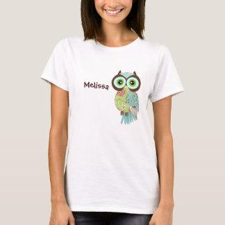 Camisetas femininas Funky extravagantes novas da