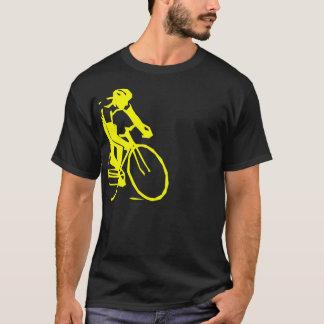Camisetas personalizadas do ciclismo do desenhista