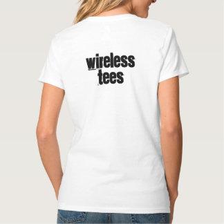 Camisetas sem fio