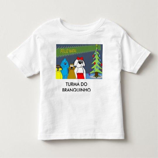 Camisetas Turma do Branquinho