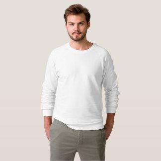 Camisola americana do Raglan do roupa dos homens Moletom