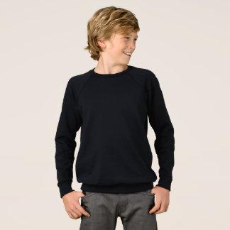 Camisola americana do Raglan do roupa dos meninos Agasalho