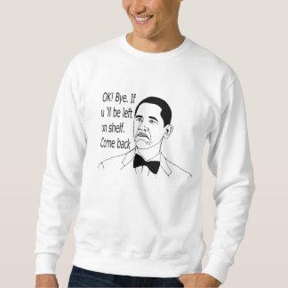 Camisola básica HQH dos homens engraçados do meme Moletom