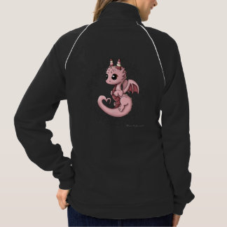 Camisola da jaqueta da trilha das mulheres do