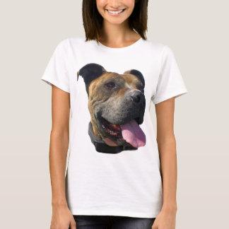 Camisola de alças de Pitbull Camiseta