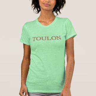 Camisola de alças de Toulon Tshirt