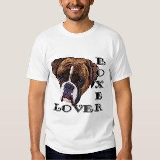 Camisola de alças dos homens do amante do t-shirts