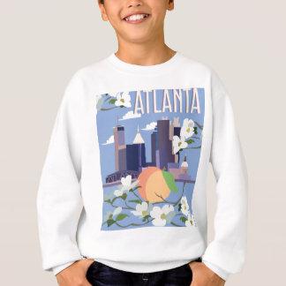 Camisola de Atlanta Agasalho