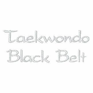 Camisola de Taekwondo Agasalho Jogger De Lã Bordado